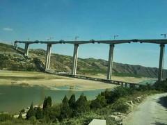黄河高桥延延高速黄河特大桥